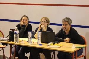 Merci à la table de marques: Mégane, Stef et Gaël